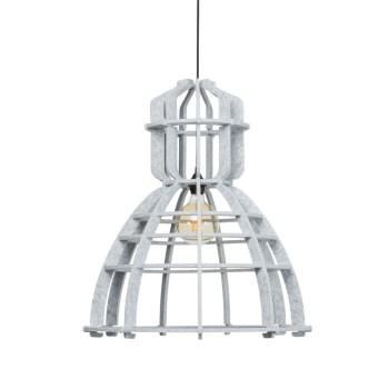 No.19XL hanglamp PET Felt Marble 60cm by Olaf Weller