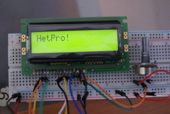LCD 16x2 Arduino