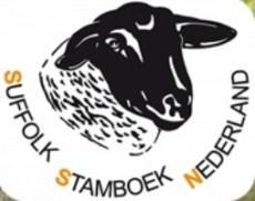 logo SSN Suffolk Stamboek Nederland