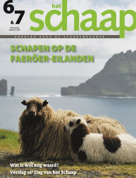 vakblad Het Schaap juni-juli 2018