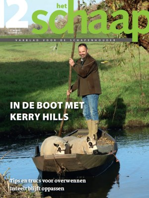 cover vakblad Het Schaap december 2019