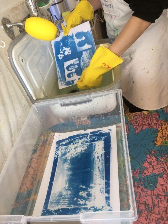 Cyanotype workshops