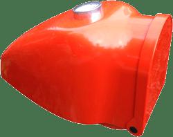 Mailbox Orange