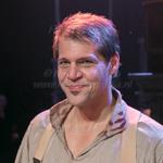 Première van de musical Sweeney Todd op 23 mei 2016. Op de foto: Rene van Kooten
