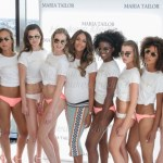 Maria Tailor fashionshow SS17 op 11 juli in de Amsterdam Lookout.