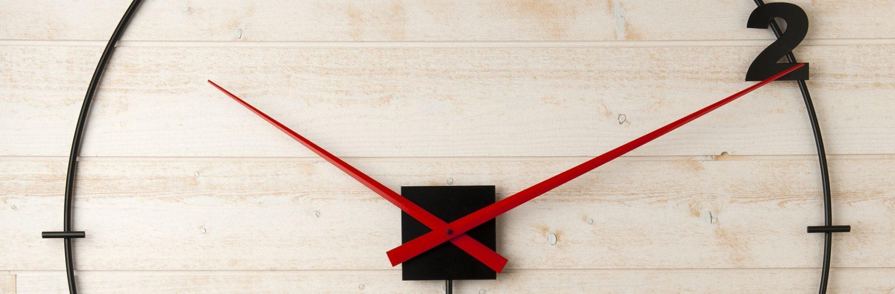 Horloges Gantes Mobilier De Style Industriel Table