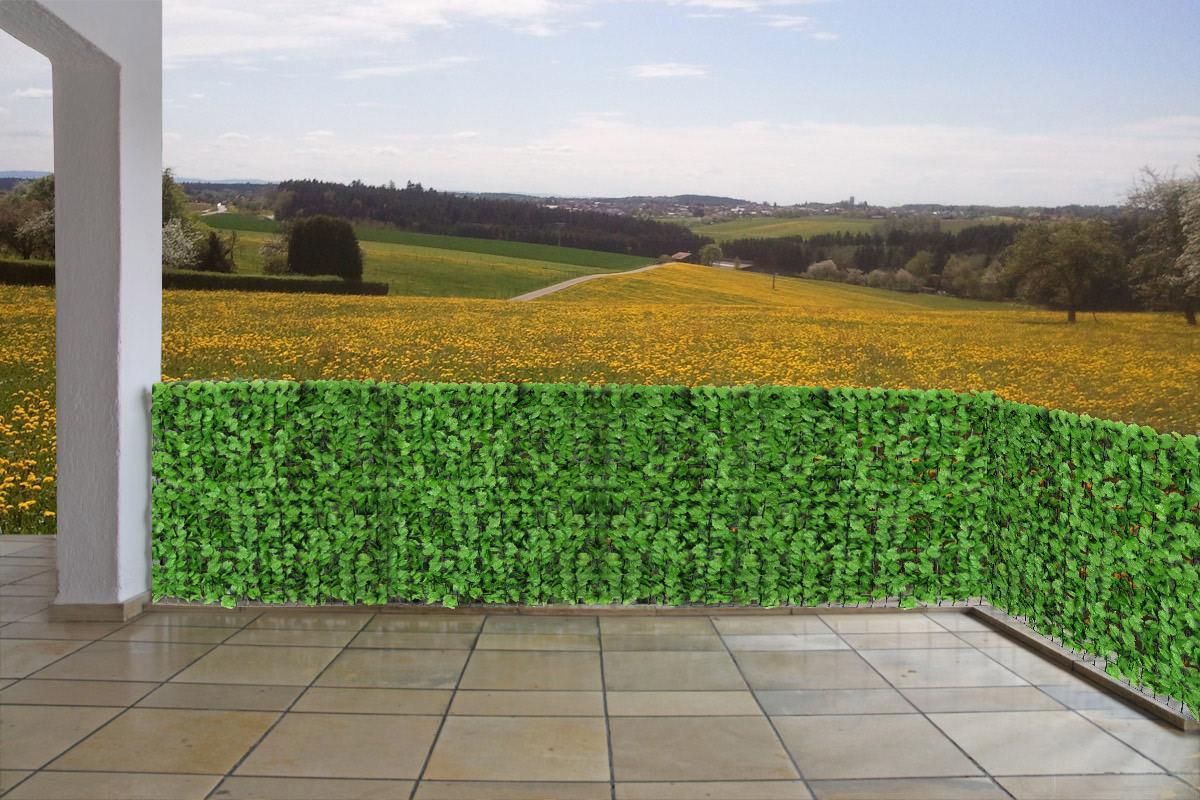 Sichtschutz Windschutz Verkleidung Fur Balkon Terrasse