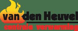 van den Heuvel centrale verwarming logo