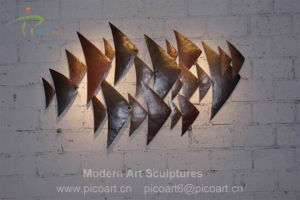 Modern-3D-Fishes-on-Wall-Decor-Metal-Fish-Group-Wall-Sculpture-for-Household-Decoration