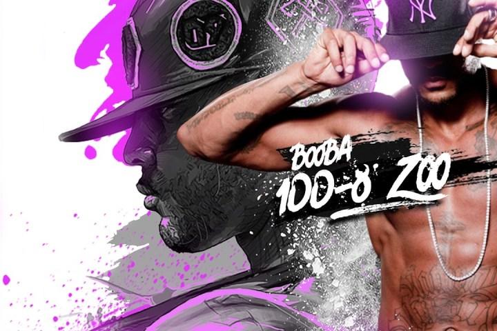 Booba - 100-8 Zoo, Pt. 3