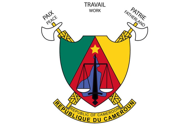 Cameroon's Coat of Arms