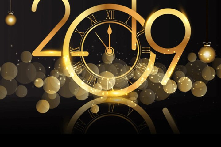 DJ R-Tistic - New Year's Eve 2019 Mix