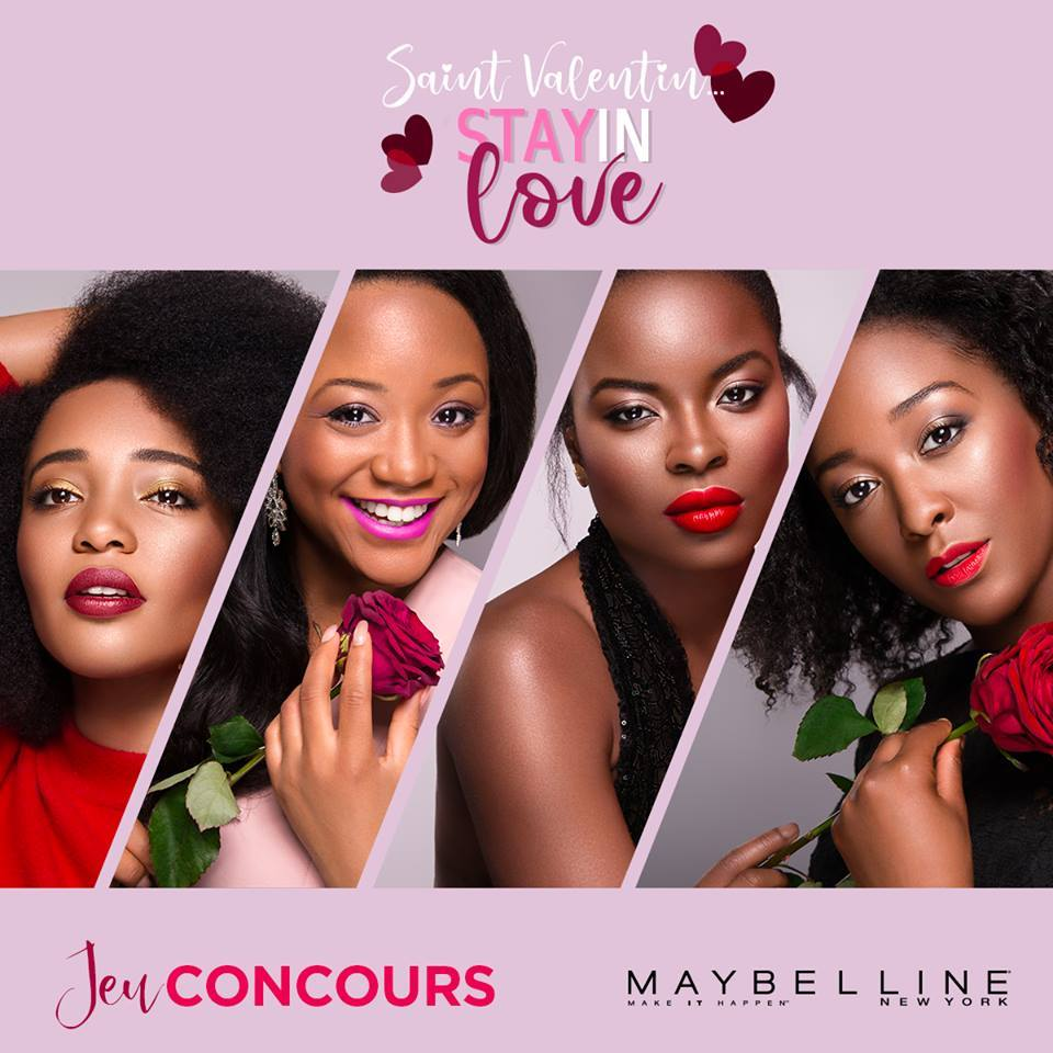 Campagne Gemey Maybelline