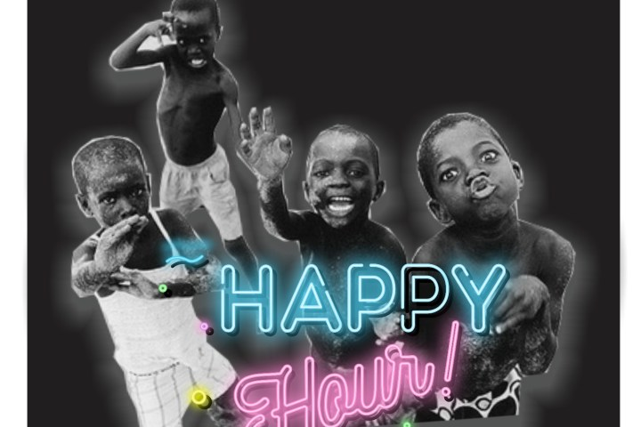 DJ Okoro - Happy Hour!