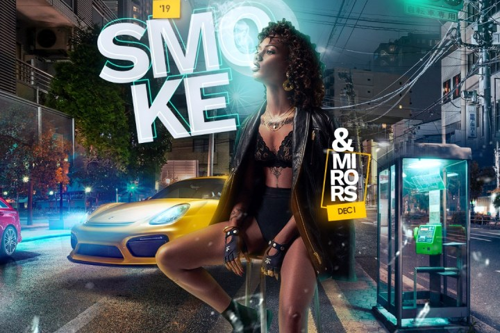 Smoke x Mirrors '19|12: I (An Encore)