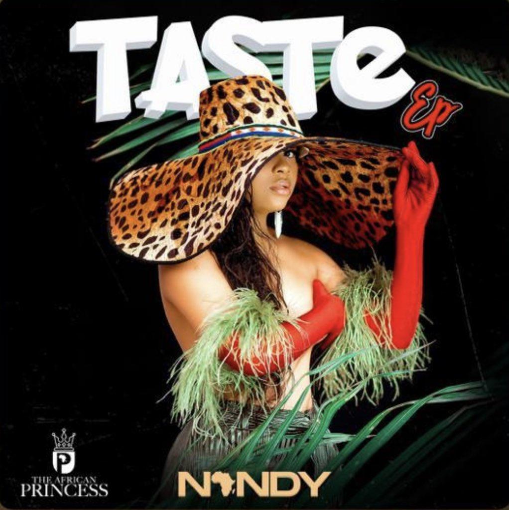 Nandy - Taste EP