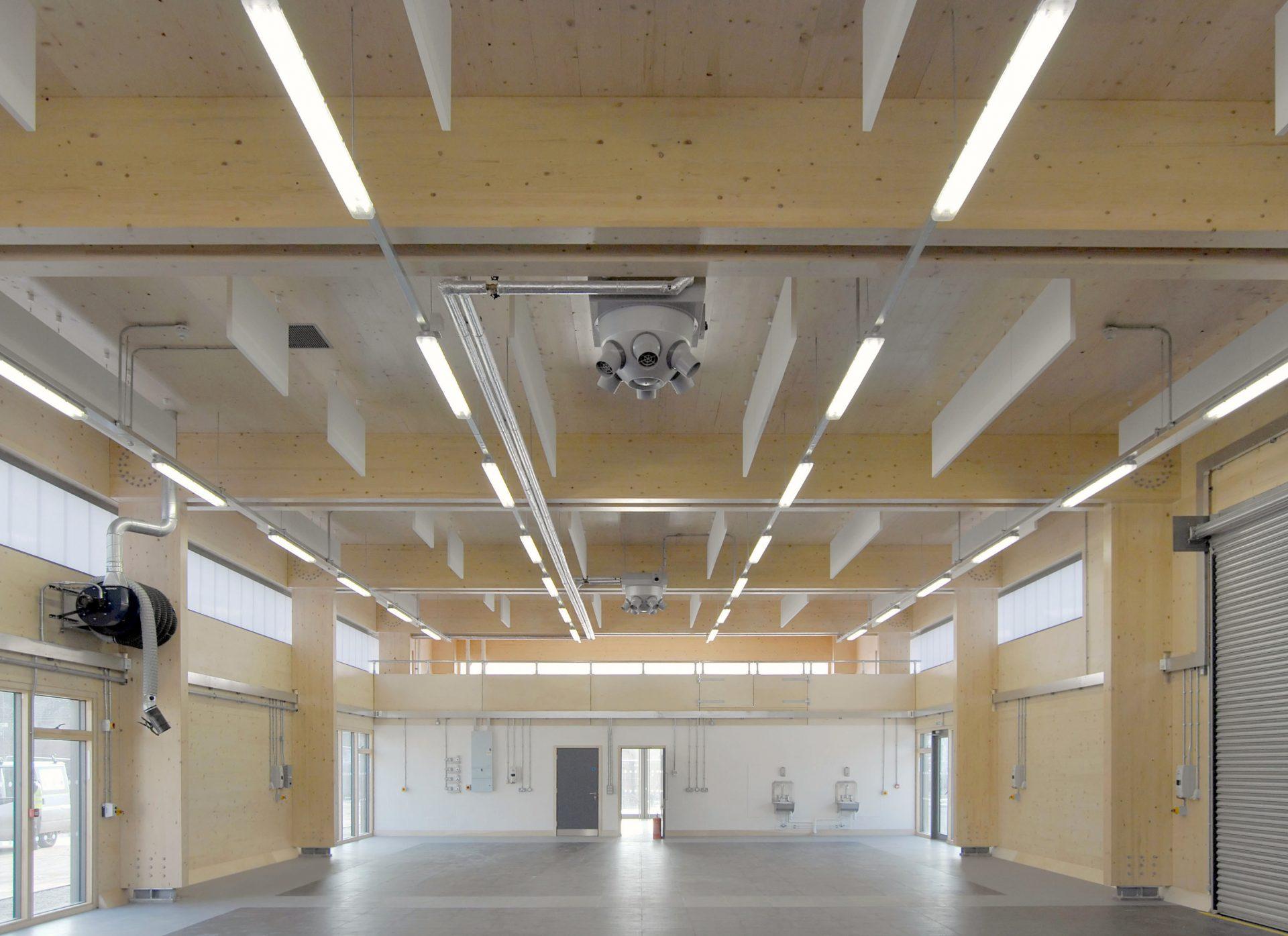 Crosslam Workshop  Hewitt Studios