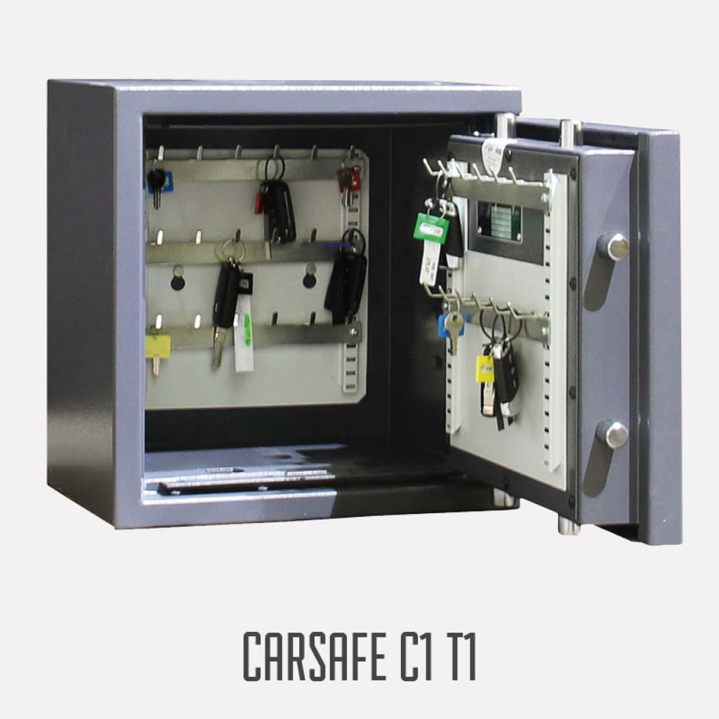 Coffre Pour Cls De Voitures Carsafe C1 Coffre Fort Pour