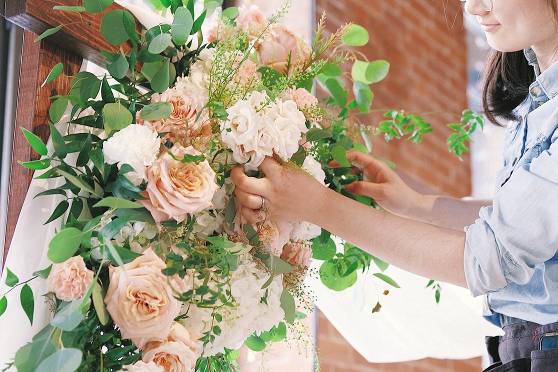 Wedding at The DUMBO LOFT Brooklyn New York