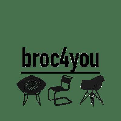 Logo du partenaire d'HEXA DEBARRAS, BROC4YOU