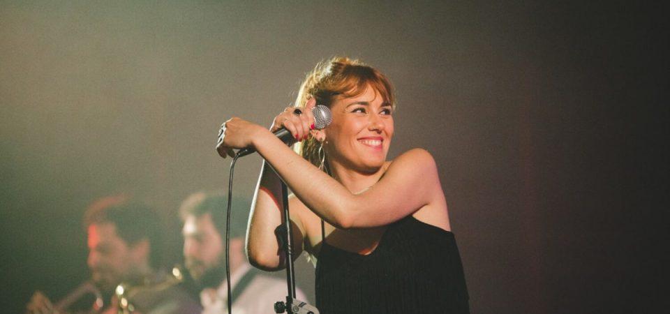 Marta Ren & the Groovelvets @ Sines, Março 2017