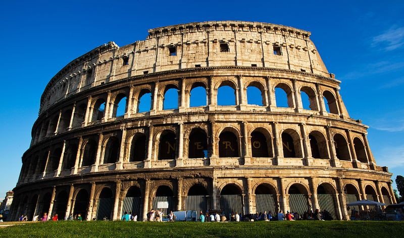 8 Amazing Facts About The Colosseum