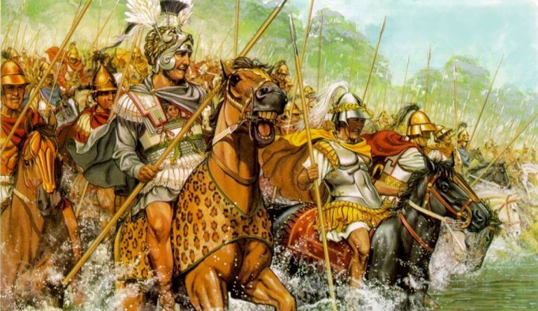 10 Startling Facts About Alexander The Great And His Army