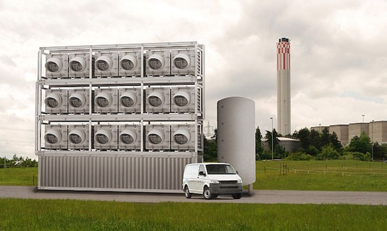 Climeworks To Build Worlds First Direct Air Carbon