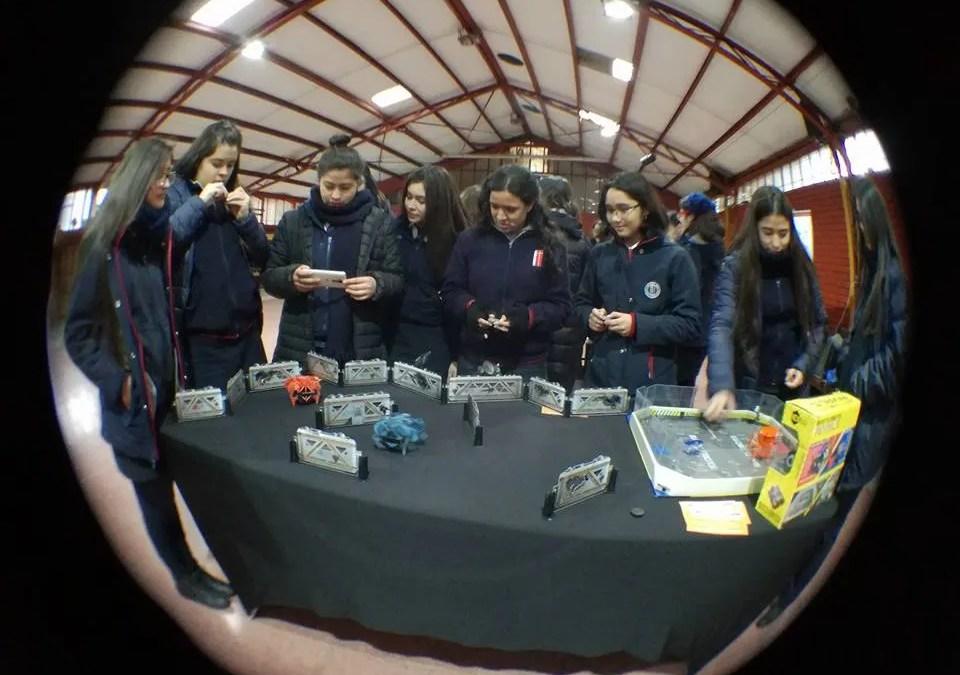 Visita Colegio Santa Clara