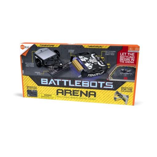 HEXBUG Battlebot Arena 2_inpackage_3qr