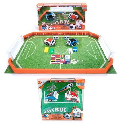 Pack Fútbol Robótico