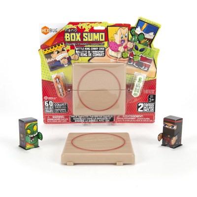 Box Sumo Ring