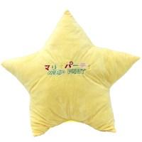 "Super Mario Mario Party 17"" Pillow Plush - STAR New (17 ..."