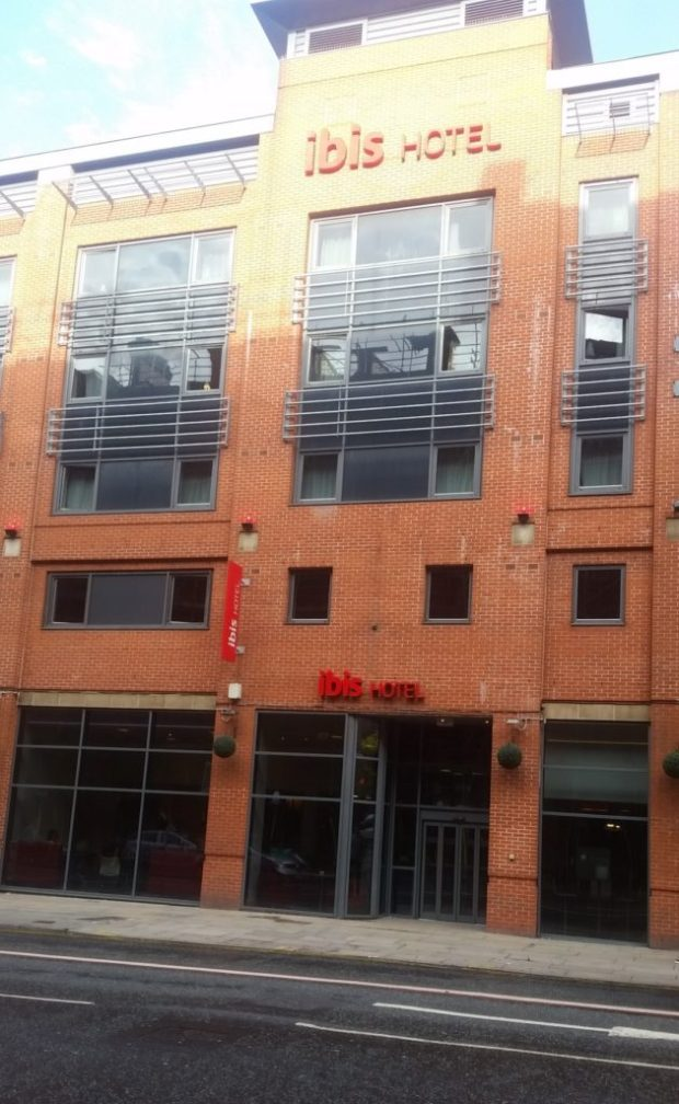 Ibis Family Room Manchester