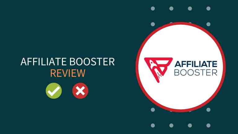 Affiliate Booster Review – Best Theme For Affiliate Marketer