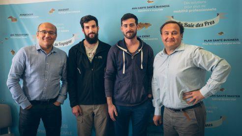 GoByAVA Assurance des jeunes - Rencontre avec les fondateurs