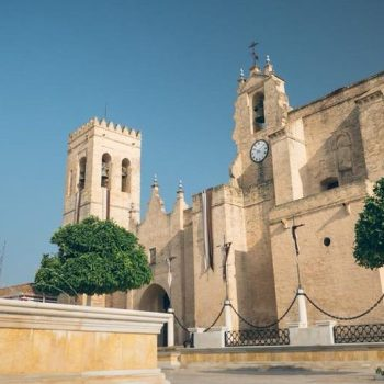 Magnifique village avant Seville
