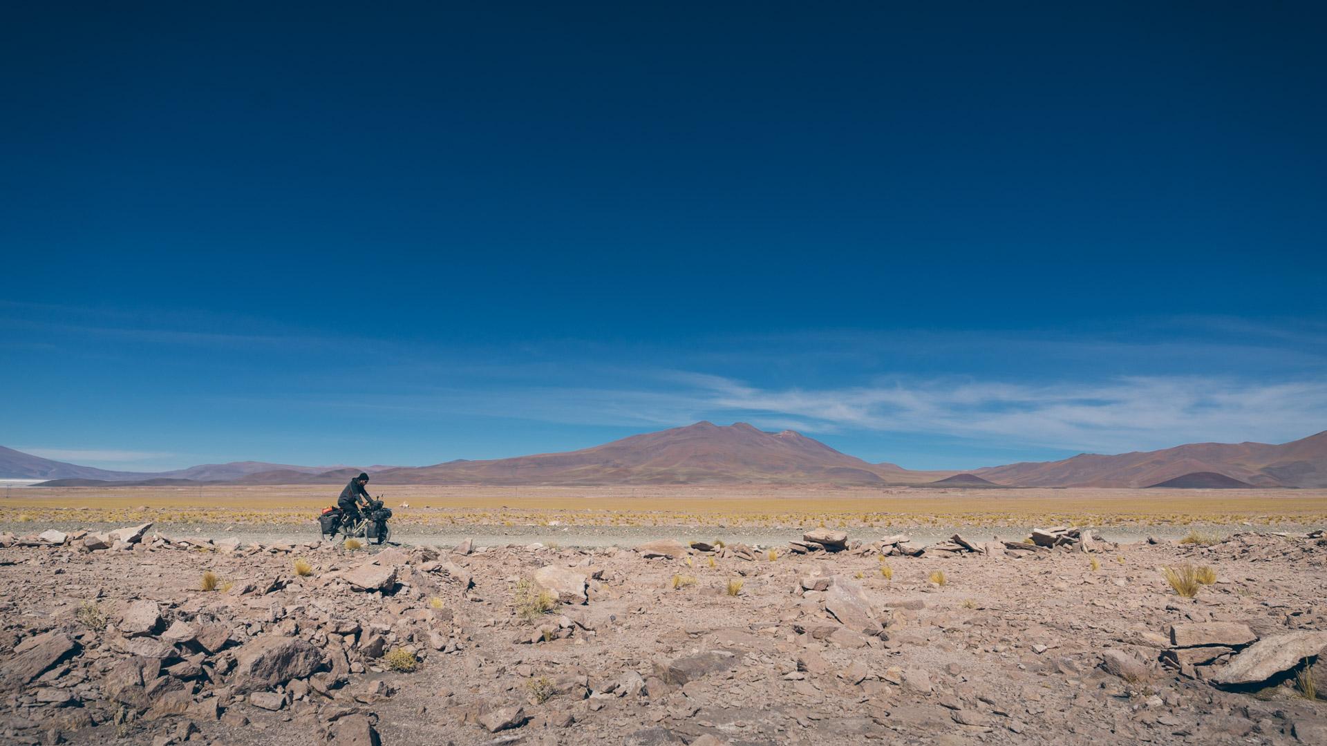 Plus que quelques kilomètres avant le Chili