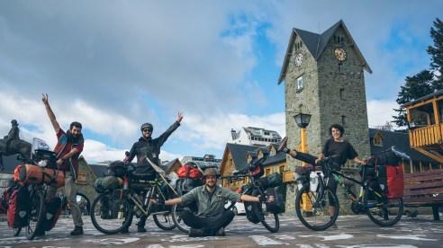 On repart de San Carlos de Bariloche