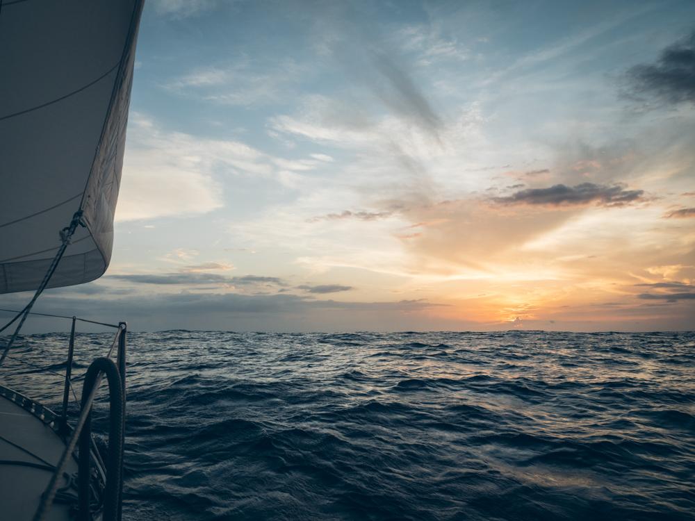 Au milieu de l'Océan