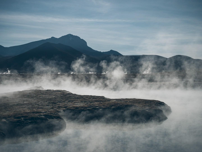Comme du brouillard