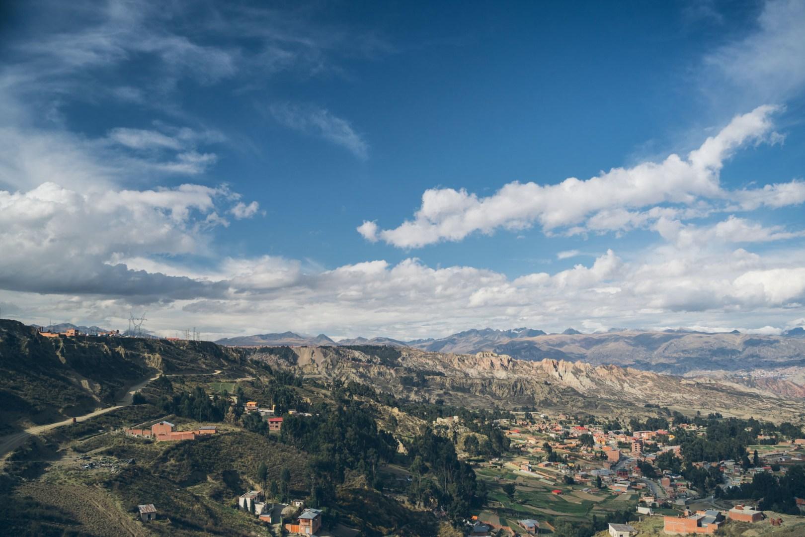 La Paz Zone Sud