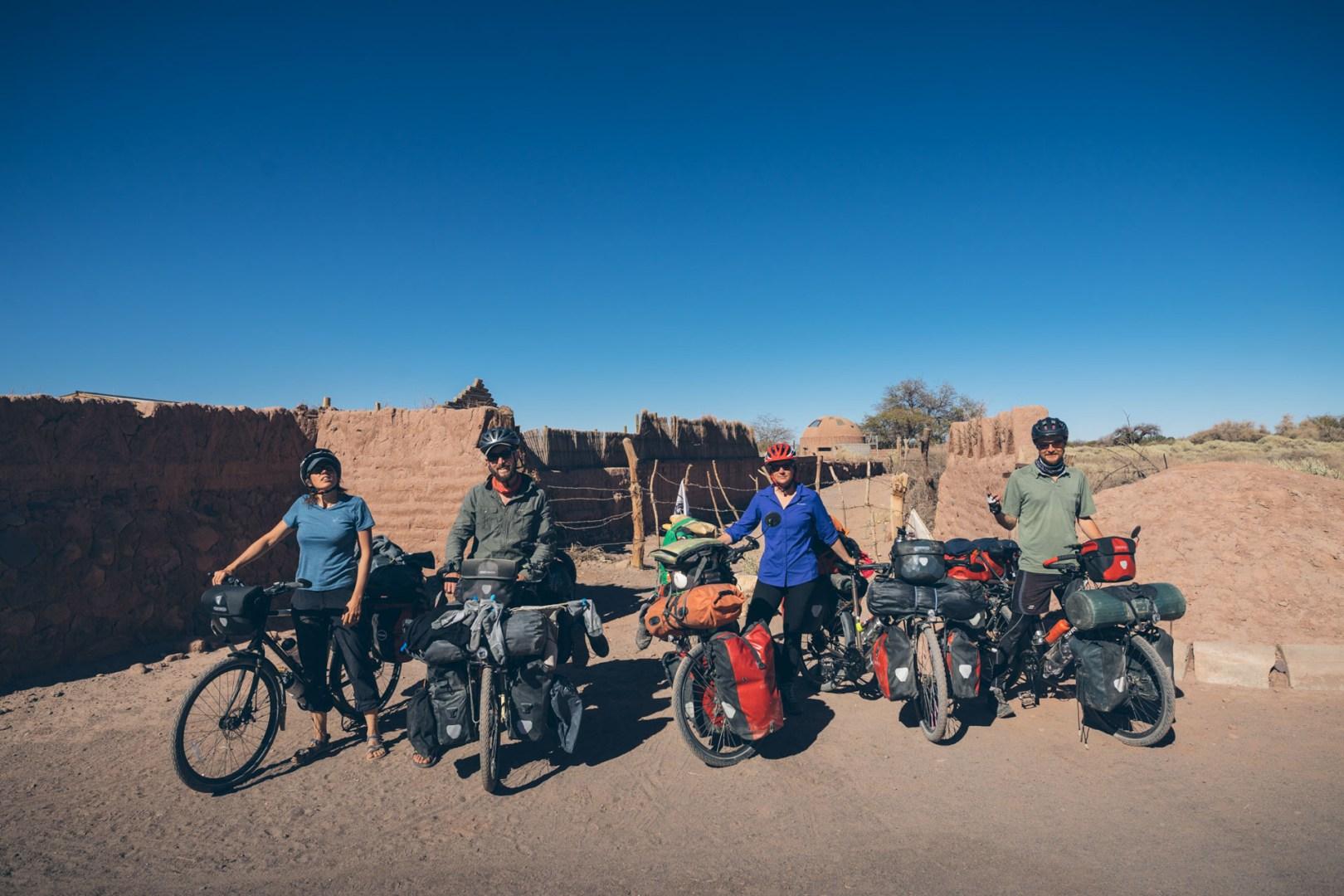 Départ depuis San Pedro de Atacama