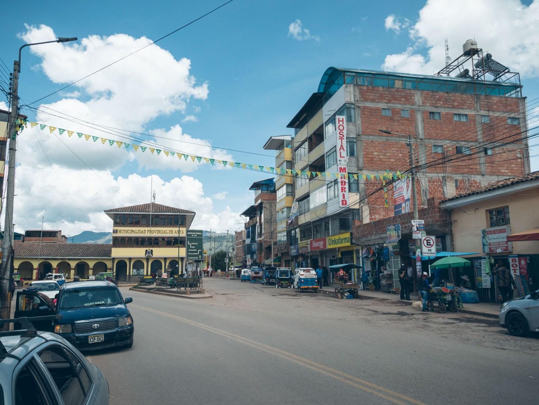 Au revoir Cusco