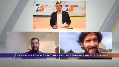 Presse - Interview TV78