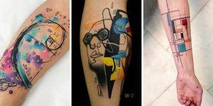 +10 IDEAS de TATUAJES para ARQUITECTOS – Pequeños, tattoos, geometricos