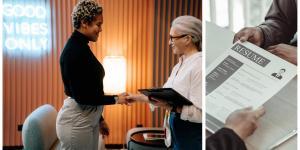 Tips para una entrevista de trabajo | enfoque en arquitectura
