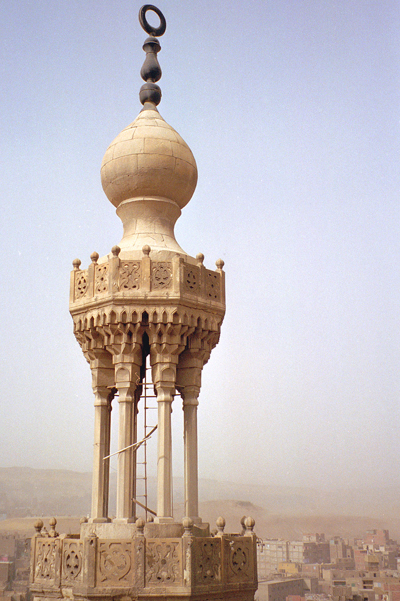 Minarets of Islamic Cairo Egypt travel photos  Hey Brian