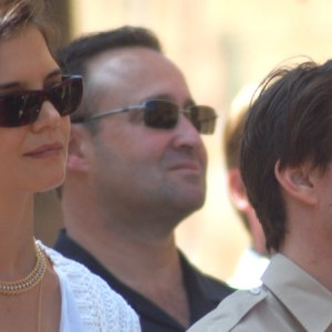 Katie Holmes Tom Cruise Custody Deal Rumor