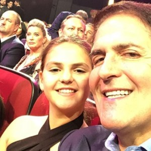 Mark Cuban 2017 American Music Awards 'Mr. President'